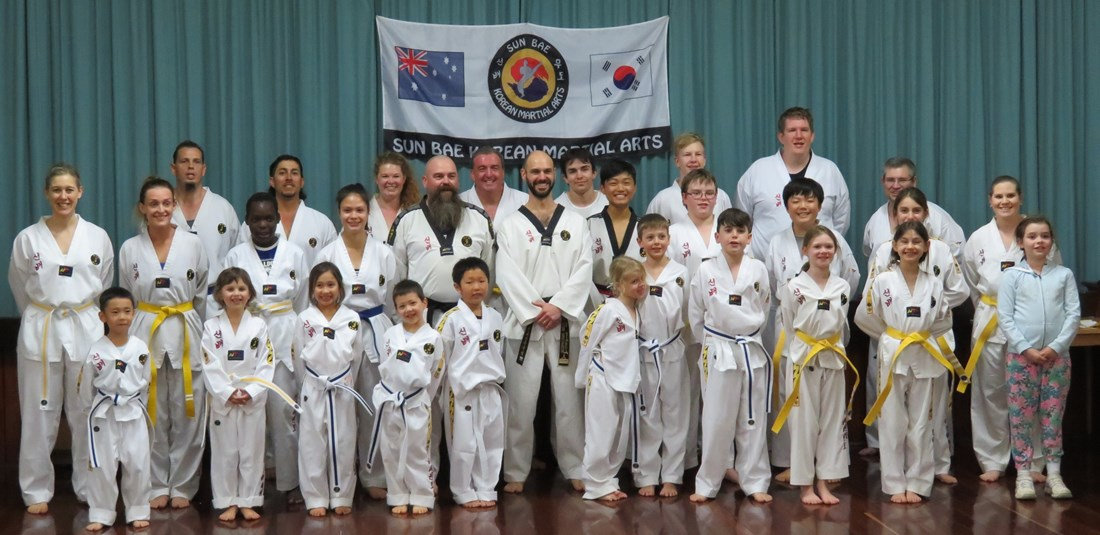 Grading Results night May 2018