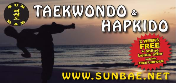 Free Martial Arts Offers Explained Sun Bae Taekwondo
