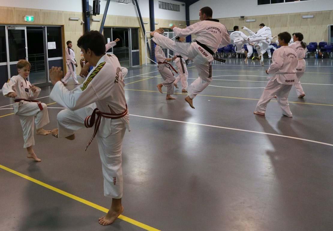Martial Arts & Taekwondo, The Gap - Sun Bae Taekwondo